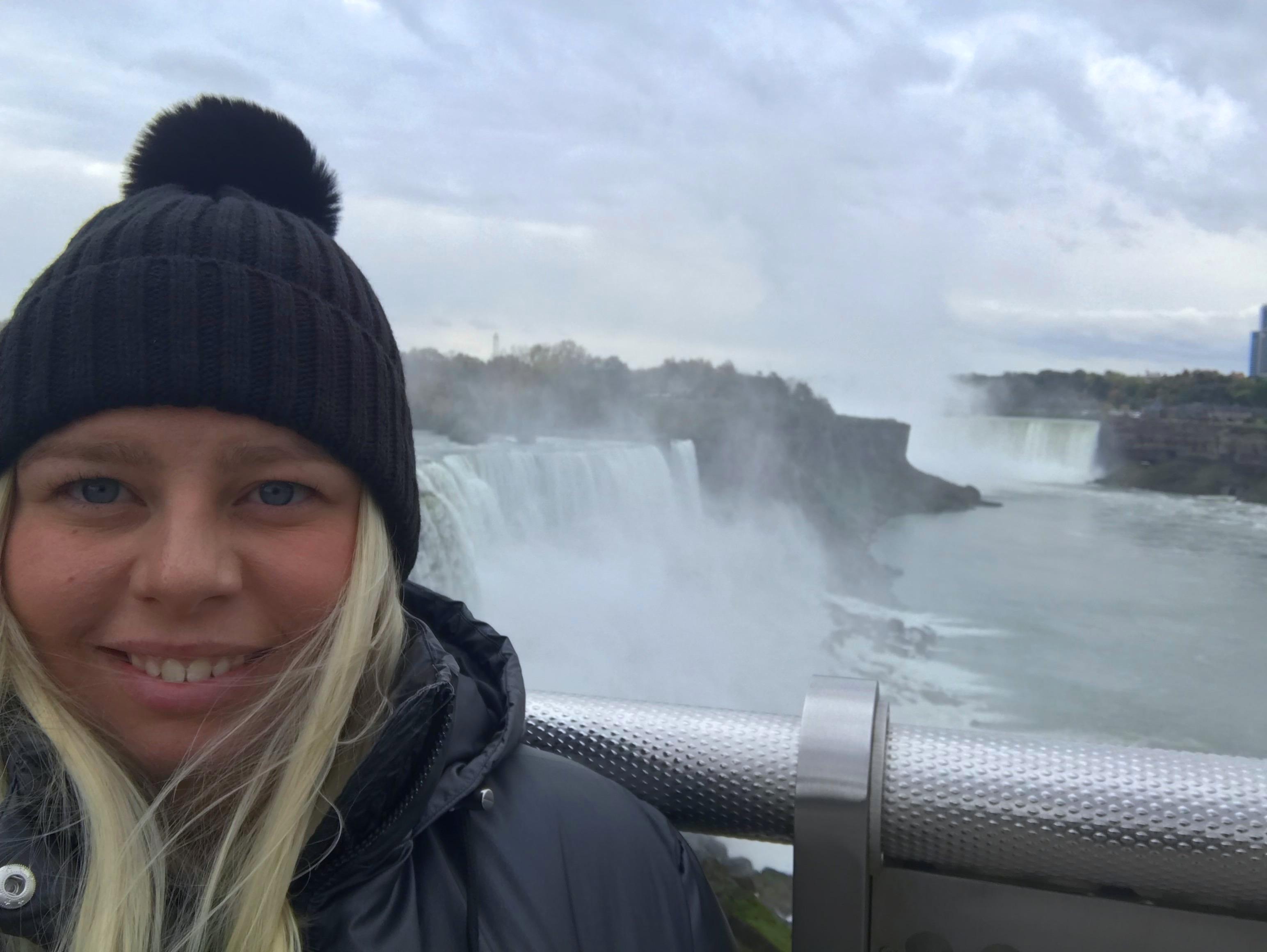 Chloe Franklin travel agent