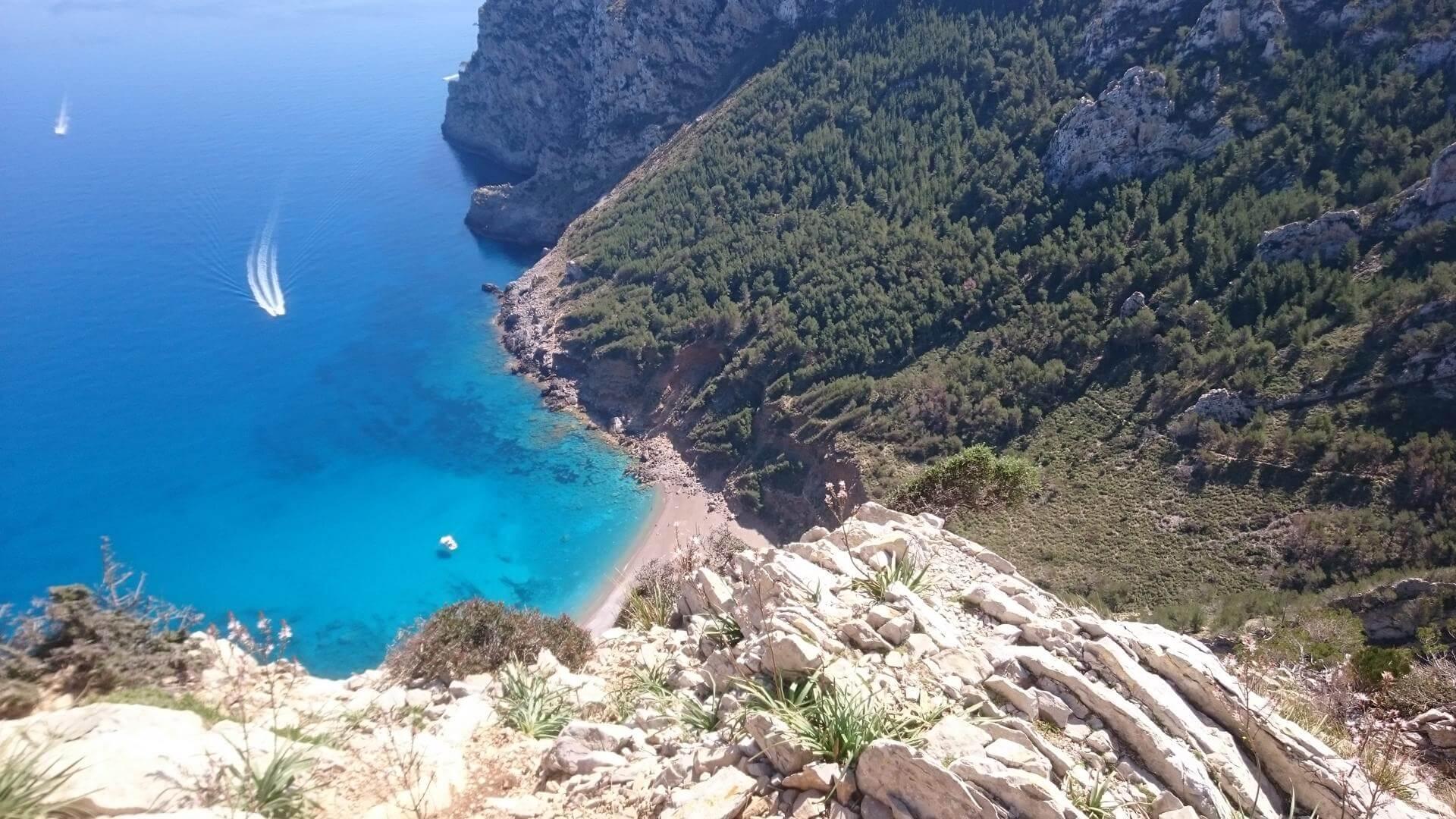 Majorca hiking