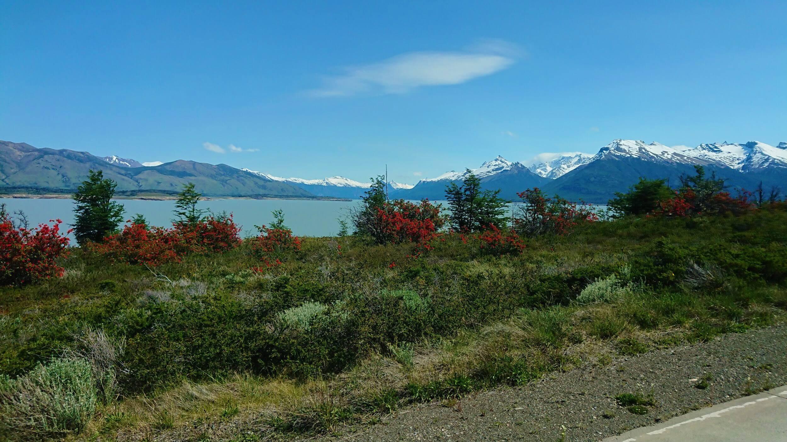 The Glaciers National Park