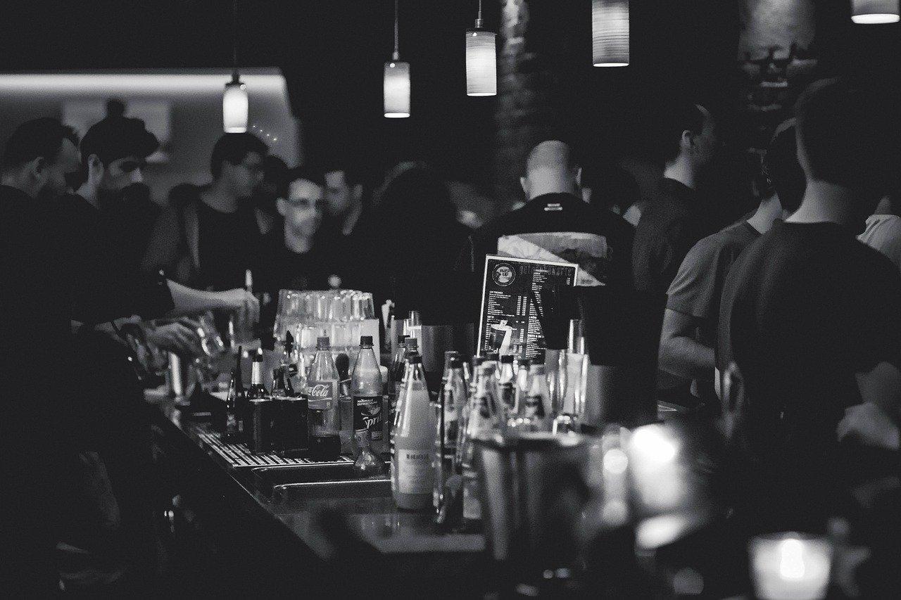 Techno club Berlin travel
